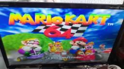 Vendo Nintendo 64 ... funcionando perfeitamente...