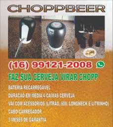 Chopeira portatil