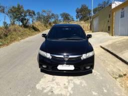 New Civic EXS automático 1.8 FLEX