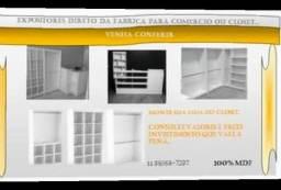 Expositores para closet ou comercial
