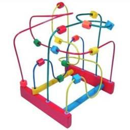 Brinquedos Pedagógicos Montanha Russa Para Crianças