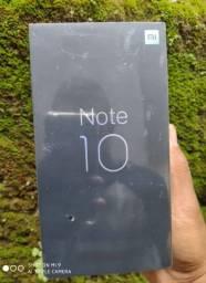 * O-FER-TA Xiaomi Note 10 128. novo LACRADO com Garantia e Entrega hj