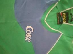 camisa da coca cola