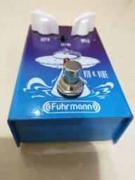 Pedal Fuhrmann Vib & Vibe Vibrato e Phaser