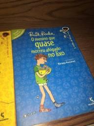Livros escritora Ruth Rocha