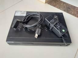 DVR HDL para 4 câmeras