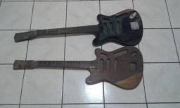 Vendo ou troco guitarras corpo com braços