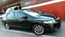 Civic lxl 1.8 2011 automático+gnv quinta geração(38.900)