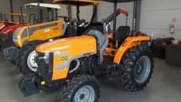 Trator Budny BDY2840 4x4 novo completo com reversor