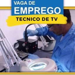 Vaga Técnico de TV - 3.000