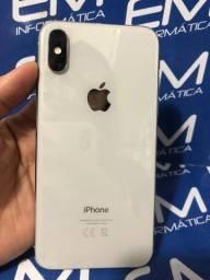 Disponivel Hoje Xs 256GB Prata -Garantia Apple - Seminovo - Somos Loja Fisica Niterói