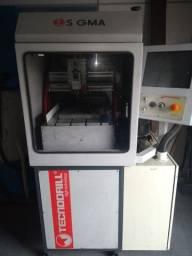CNC Tecnodrill Sigma 500 .