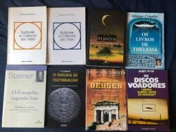 Livros Ocultismo Esoterismo Ufologia Magia etc