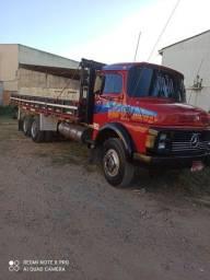 Vendo caminhão 1111 turbinado direção hidráulica freio a ar