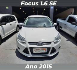 Ford Focus SE 1.6 Segundo dono ano 2015