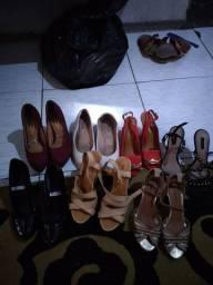 Sapatos pra vender número 35 .