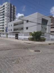 Apartamento no Bessa 400m do mar, perto do Parque Paraíba e do clube dos Médicos