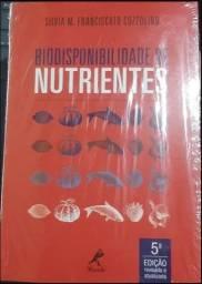 Biodisponilidade de nutrientes 5 º