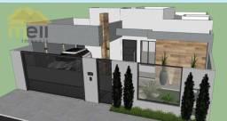 Título do anúncio: Casa com 3 dormitórios à venda, 140 m² por R$ 385.000,00 - Residencial Márcia Fernandez -