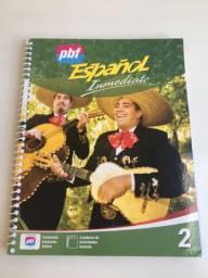 Livro de espanhol inmediato 2