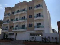 (J4)2214-Apartamento pronto para morar com 2 quartos e 2 vagas de garagem no Marilândia