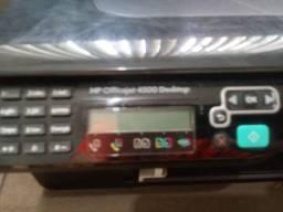 Impressora Hp Multifuncional usada.