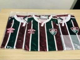 Camisas Time Fluminense Originais