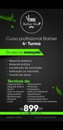 CURSO DE BARBEIRO COMPLETO