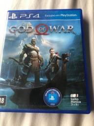 God of war - PS4 - Usado