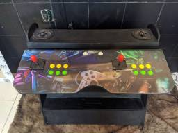 Fliperama Arcade multijogos 2.500 jogos