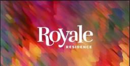 Residence Royale - Melhor localizacao privilegiada - quintal particular térreo (giardino)/