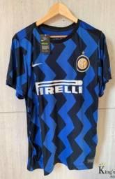 Camiseta - Inter de Milão