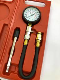 Medidor de compressão de motor
