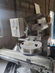 Máquina fazer Salgados Inox Novinha
