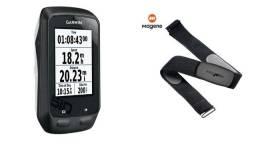 Ciclomputador Garmin Edge 510 Touch + Cinta Cardiaca