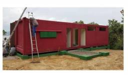 Casa Container Dry 15 DC - 15m² 01 dormitório - Promocional - Simples