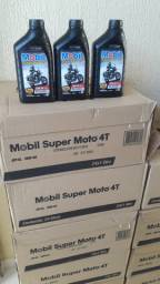 Oleo Mobil 20w50 - 18,99$ Und - 429,99 R$ Caixa Fechada