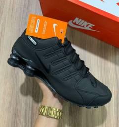 Nike shox 1 por 180 e 2 por 330 preço de atacado