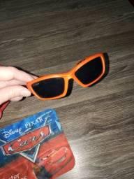 Óculos de sol infantil carros original