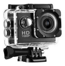 Incrível Câmera Go Pro Sport 1080p: Câmera esportiva Full GD ??
