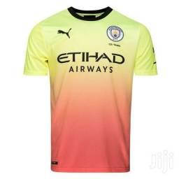 Camisa Manchester City 2019/2020 Puma