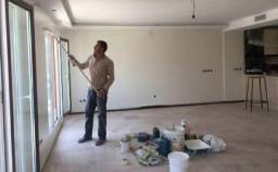 Pintura, emassar quartos, sala etc...