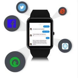 Smartwatch-Phone Gt08/Z60   - Bluetooth e Entrada de Cartão Sim (operadora)