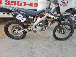 CRF 250 R OFICIAL 2009