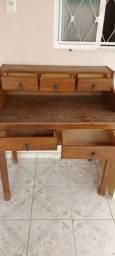 Escrivaninha de Sucupira 05 gavetas