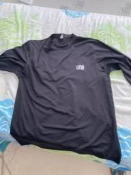 Camisa ? térmica preta
