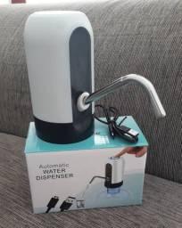 Filtro de Água (automático) p/ galão