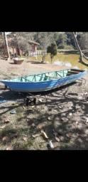 Barco (retirada em Tietê-SP)