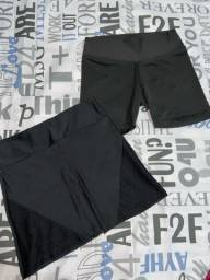 Vendo shorts de academia