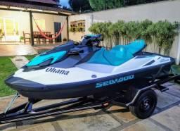 Jet-ski GTI 130 2020 Zeroo !!!